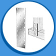Perforate plate