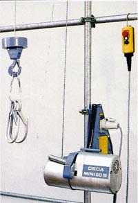 Rope hoist GEDA