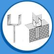 Стъпка за бетониране U-образна