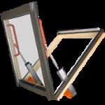 Димоотводен прозорец FSP
